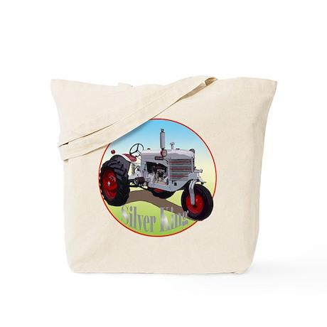 The Heartland Classic Silver Tote Bag