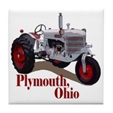 Silver king tractors Drink Coasters