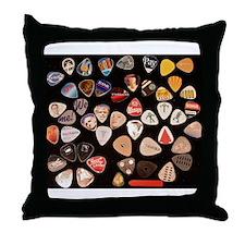 Unique Bass Throw Pillow