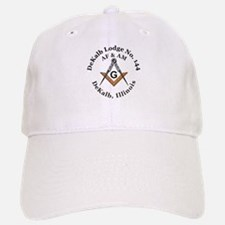 Masonic Lodge Baseball Baseball Cap