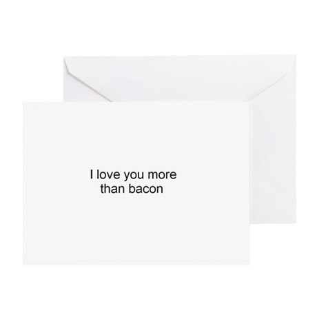 Bacon I Love You