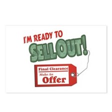 Ready to Sell Postcards (Package of 8)