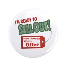 "Ready to Sell 3.5"" Button (100 pack)"