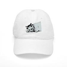 Cat Nap Baseball Cap