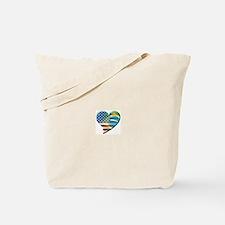 Meu Coracao Tote Bag