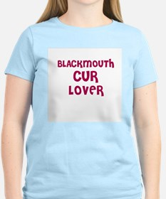 BLACKMOUTH CUR LOVER Women's Pink T-Shirt