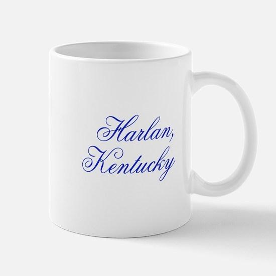 Harlan Kentucky Mug