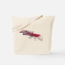 Ornamental New Moon Tote Bag