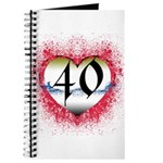 Gothic Heart 40th Journal