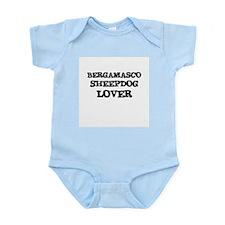 BERGAMASCO SHEEPDOG LOVER Infant Creeper