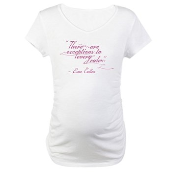 Esme Exceptions Maternity T-Shirt