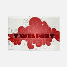 Fancy Twilight Rectangle Magnet