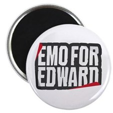 Emo For Edward Magnet