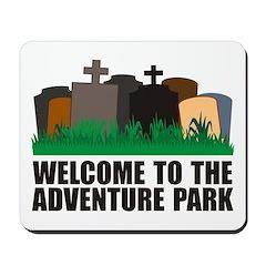 Adventure Park Mousepad