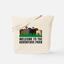 Adventure Park Tote Bag