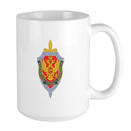Double Agent's Large Mug