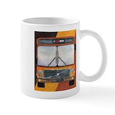 B58 bus Small Mug