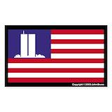 911 flag Single