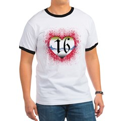 Gothic Heart 16th T