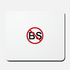 No BS ! Mousepad