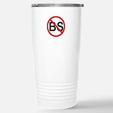 No BS ! Travel Mug