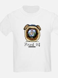 Found It! Geocaching T-Shirt