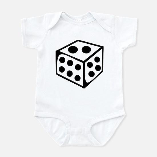 Dice - Two Infant Bodysuit