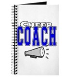 Cheerleading coach Journals & Spiral Notebooks
