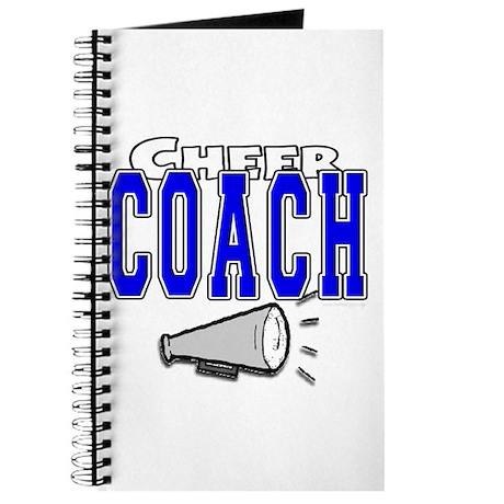 Coach Megaphone Journal