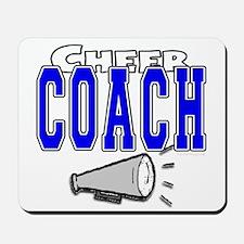 Coach Megaphone Mousepad