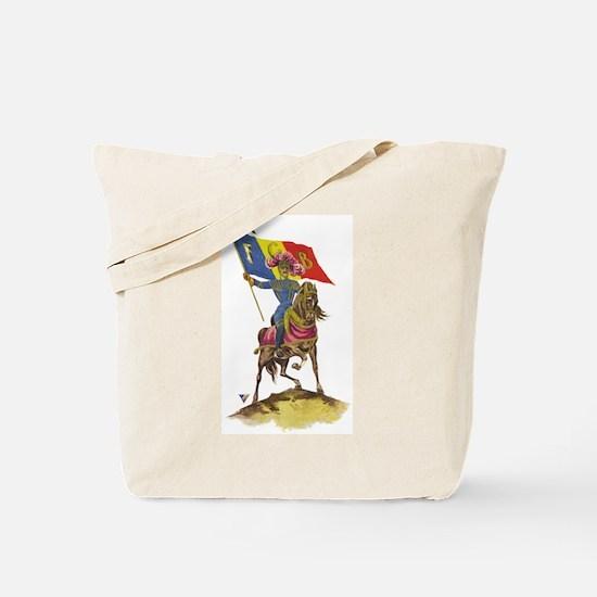 Knights of Pythias Tote Bag