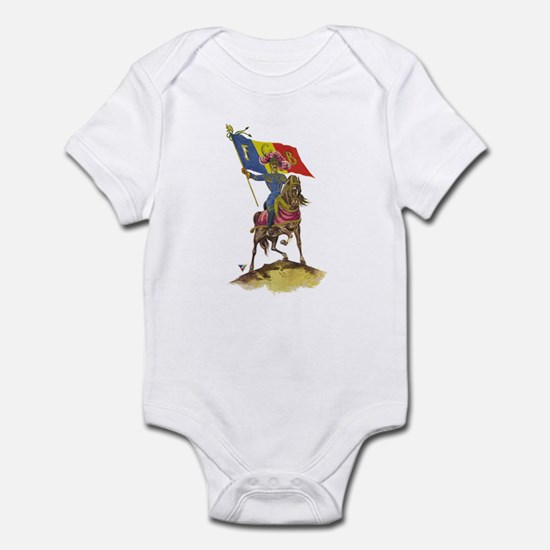 Knights of Pythias Infant Bodysuit