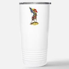 Knights of Pythias Stainless Steel Travel Mug