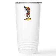Knights of Pythias Travel Mug