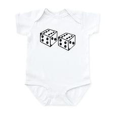 Dice - 66 Infant Bodysuit