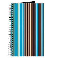Unique Vertical stripes Journal