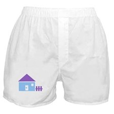 House - Real Estate Boxer Shorts