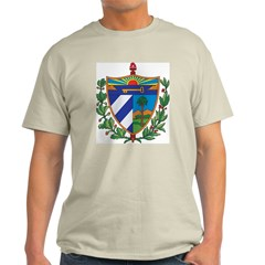 Cuba Coat Of Arms T-Shirt