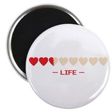 life bar Magnet