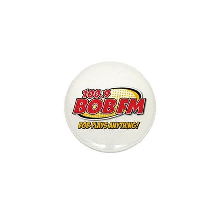 BOB FM Mini Button (10 pack)