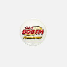 BOB FM Mini Button (10 pack)