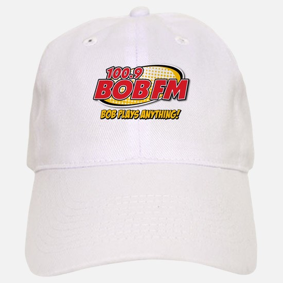 BOB FM Baseball Baseball Cap