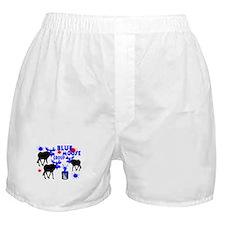Blue Moose Group Boxer Shorts