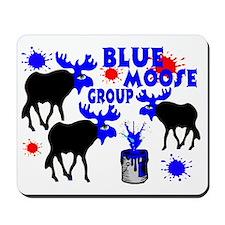 Blue Moose Group Mousepad