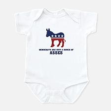 Asses Infant Bodysuit