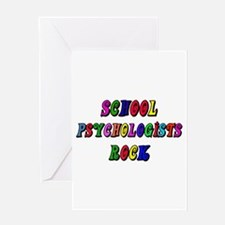 Cute School and educational Greeting Card