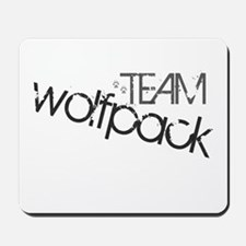 Team WOLFPACK Mousepad