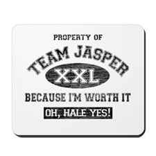 Property of Team Jasper Mousepad