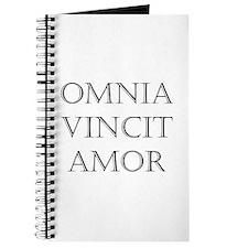 omnia vincit amor Journal