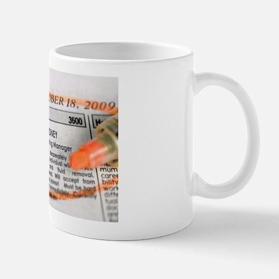 Wanted: 1 Kidney Mug
